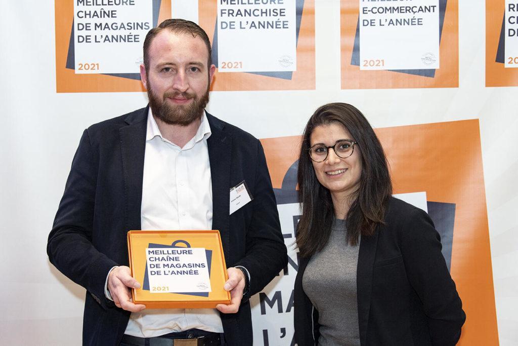 Action Remporte Le Trophée De La Meilleure Chaîne De Magasins, Catégorie Décoration & Idée Cadeaux