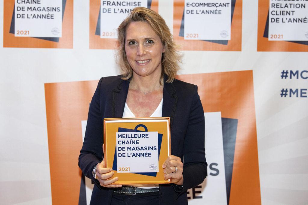 Carrefour Repart Avec Le Trophée Meilleure Chaîne De Magasins, Catégorie Hypermarchés