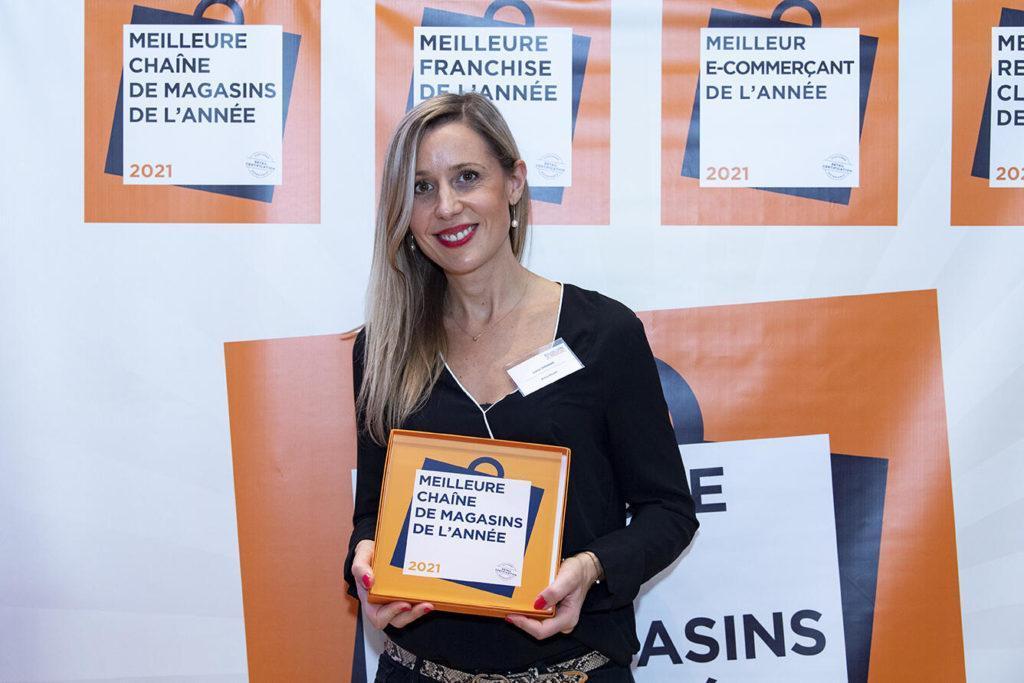 Côté Bricolage, C'est BRICO DEPOT Qui Repart Avec Le Trophée De La Meilleure Chaine De Magasins